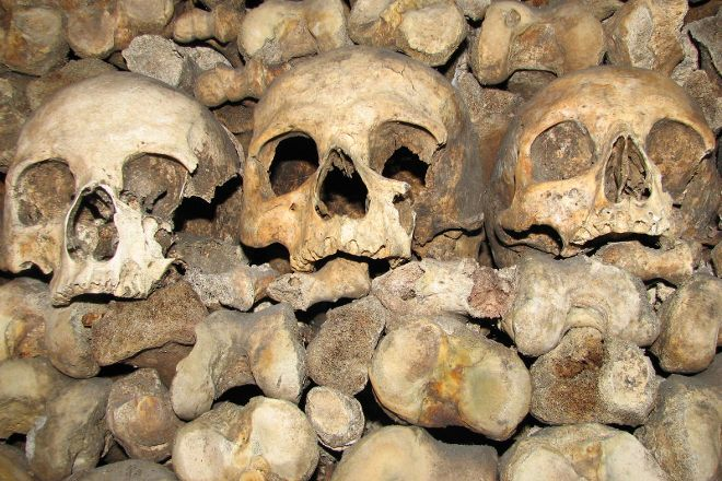 Catacombs Guides, Paris, France