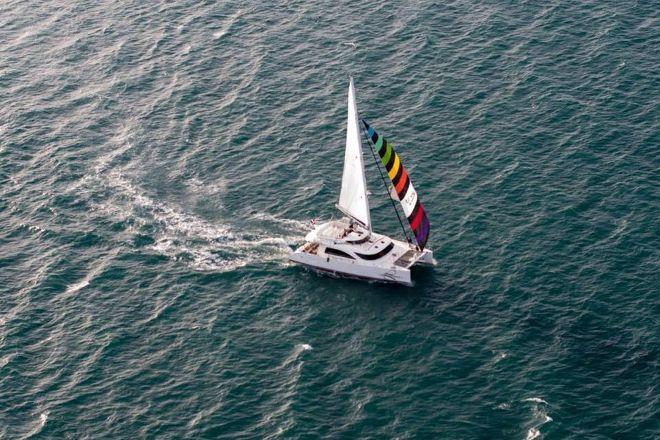 Catamaran Le Providence, Le Grau-du-Roi, France