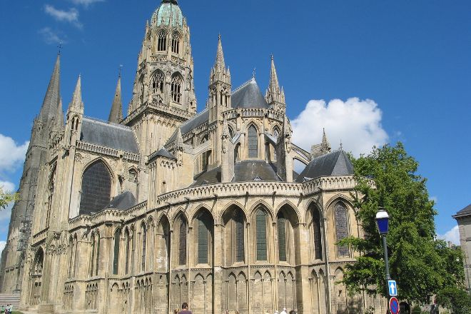 Cathedrale Notre-Dame, Bayeux, France