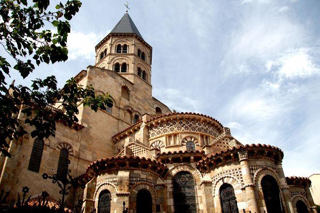 Cathedrale Notre-Dame-de-l'Assomption, Clermont-Ferrand, France