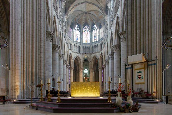 Cathedrale Notre-Dame de Rouen, Rouen, France