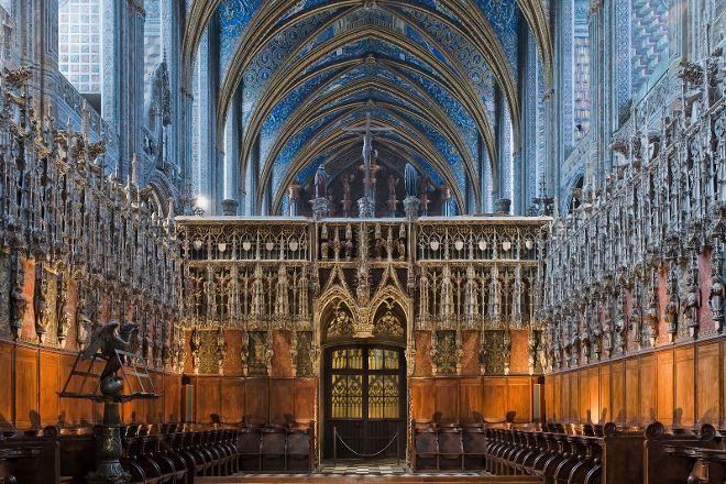Cathedrale Sainte-Cecile, Albi, France