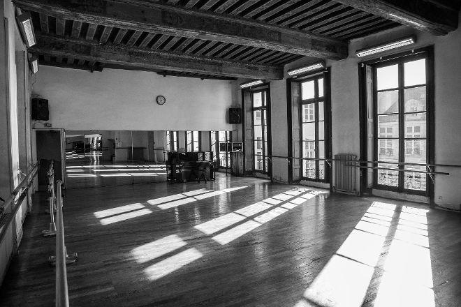 Centre de Danse du Marais, Paris, France