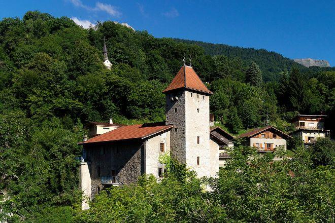 Centre de la Nature Montagnarde, Sallanches, France