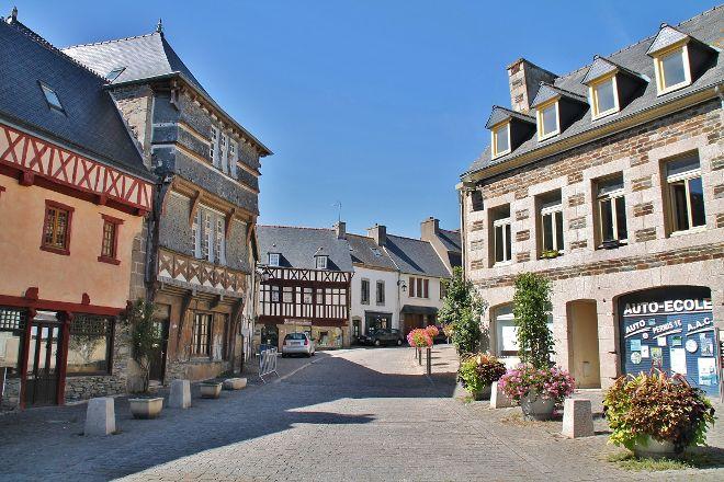 Centre Historique, Dinan, France