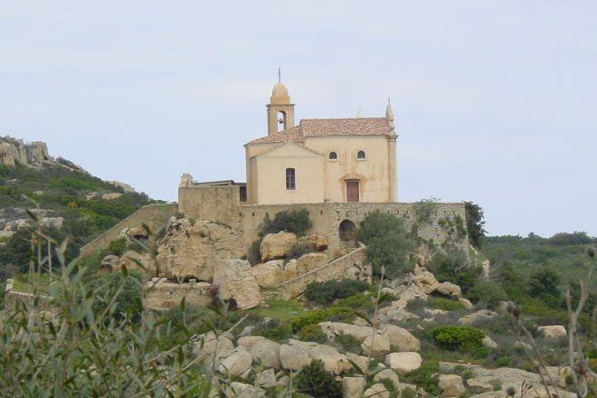 Chapelle de Notre Dame de la Serra, Calvi, France