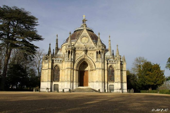 Chapelle Royale St-Louis, Dreux, France