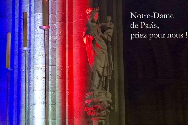 Chapelle Sainte Bernadette, Paris, France