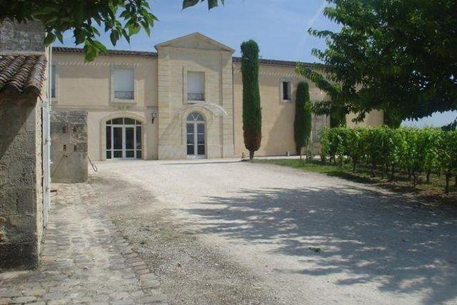 Chateau Cadet-Bon, Saint-Emilion, France