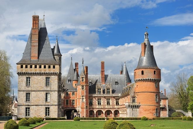 Chateau de Maintenon, Maintenon, France