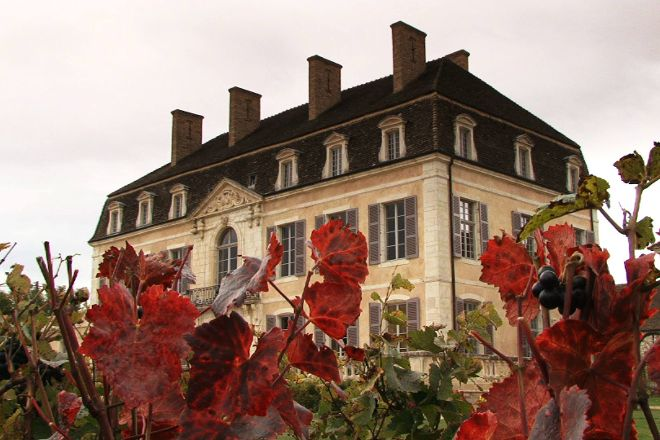 Chateau de Pommard, Pommard, France