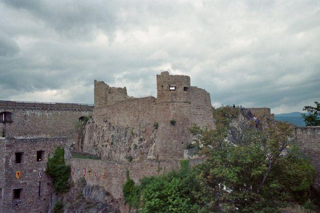 Chateau du Hohlandsbourg, Wintzenheim, France