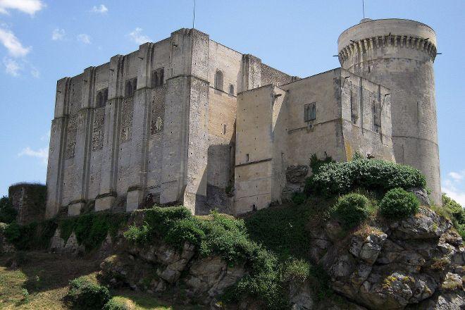 Chateau Guillaume-le-Conquerant, Falaise, France