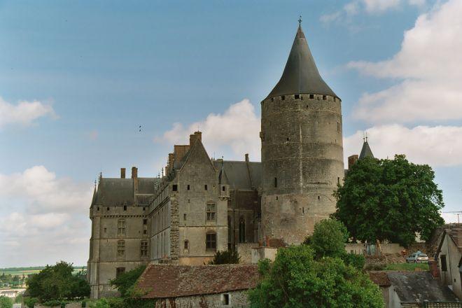 Chateau of Chateaudun, Chateaudun, France