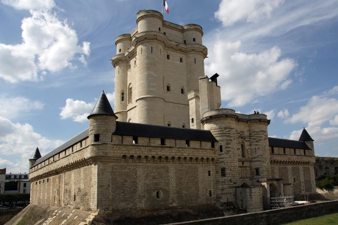 Chateau of Vincennes, Vincennes, France