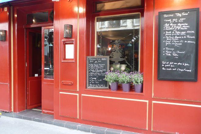 Chez Pierrot, Paris, France