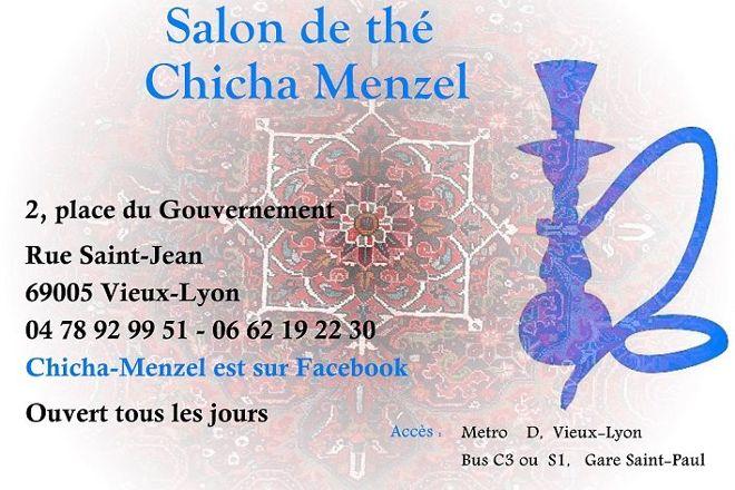 Chicha Menzel, Lyon, France