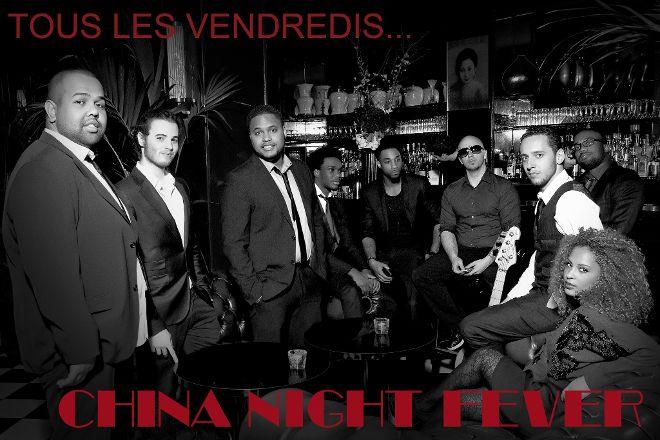 China Club, Paris, France