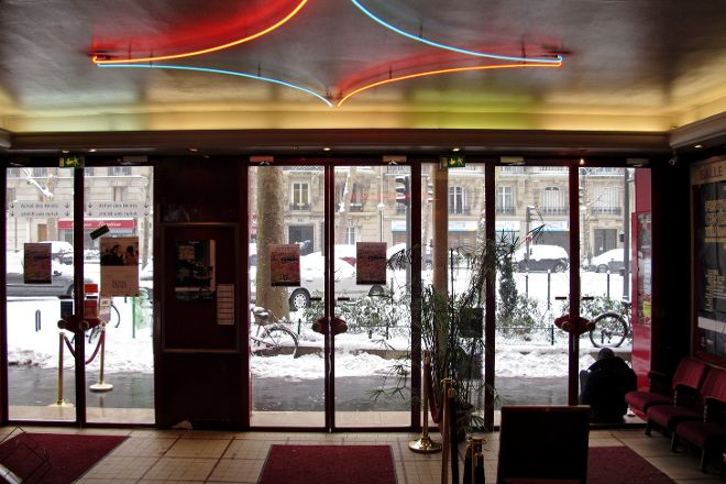 Cinema Escurial, Paris, France