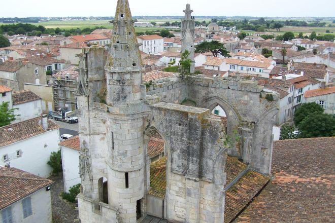 Clocher Observatoire, Saint Martin de Re, France