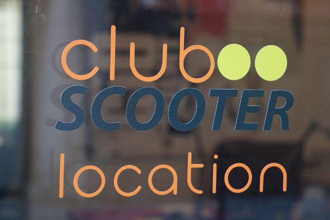 Club Scooter, Paris, France