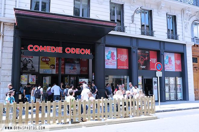 Comedie Odeon, Lyon, France