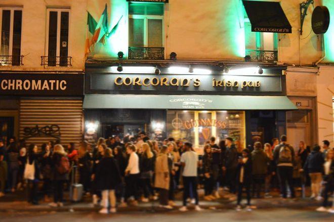 Corcoran's, Paris, France