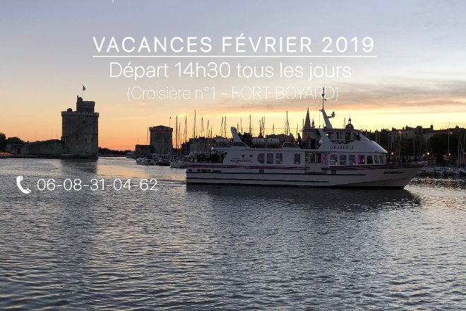 Croisieres Navipromer, La Rochelle, France