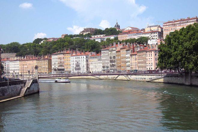 Croix-Rousse, Lyon, France