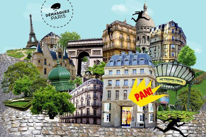 Demasquez Paris, Paris, France
