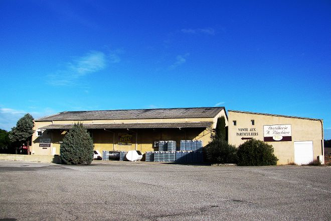 Distillerie A. Blachere, Chateauneuf-du-Pape, France