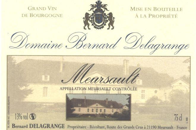 Domaine Bernard Delagrange et Fils, Meursault, France