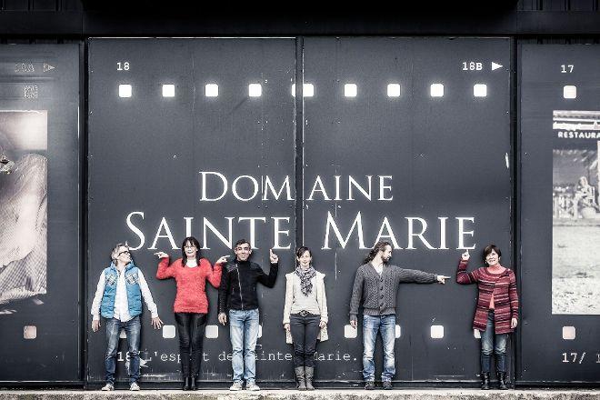 Domaine Sainte Marie, Bormes-Les-Mimosas, France