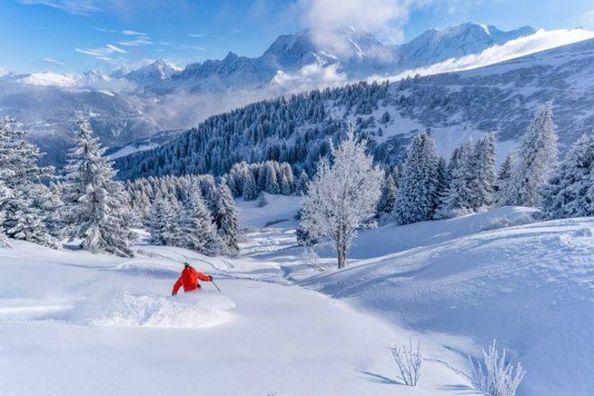 Domaine Skiable de Saint-Gervais, Saint-Gervais-les-Bains, France