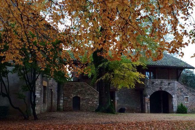 Eglise de Saint Albain, Saint-Albain, France