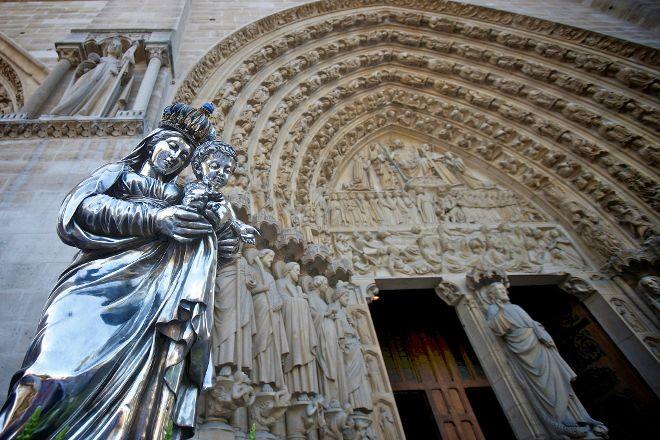 Eglise Notre Dame de Consolation, Paris, France