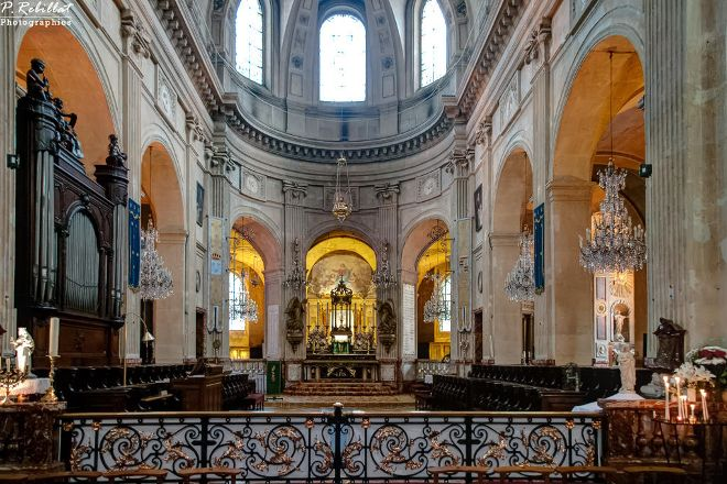 Eglise Sainte-Odile, Paris, France