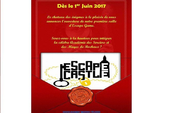Escape Castle 41, Freteval, France