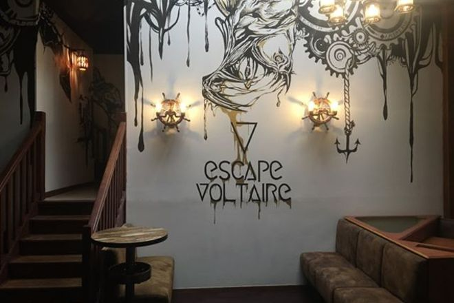 Escape Voltaire, Paris, France