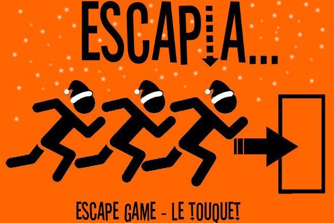 Escapia, Le Touquet – Paris-Plage, France
