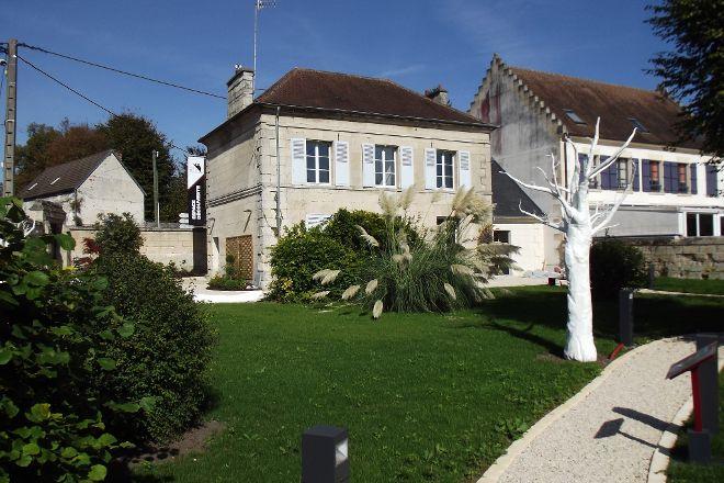 Espace decouverte Musee Territoire 14-18, Rethondes, France