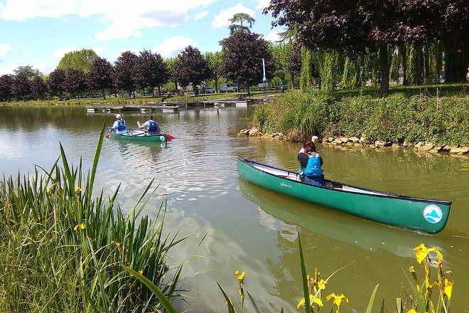 Experience Canoe Kayak, Noyers-sur-Cher, France