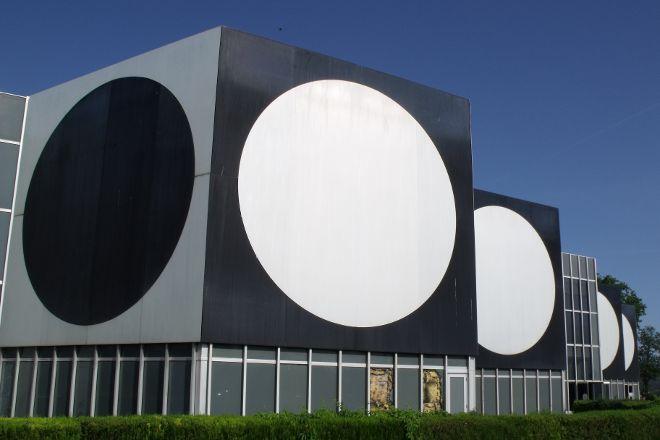 Fondation Vasarely, Aix-en-Provence, France