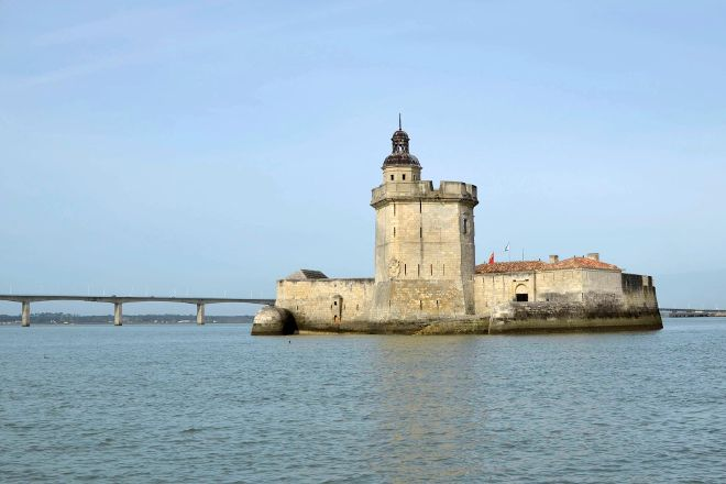 Fort Louvois, Bourcefranc le Chapus, France