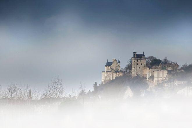 Forteresse royale de Chinon, Chinon, France
