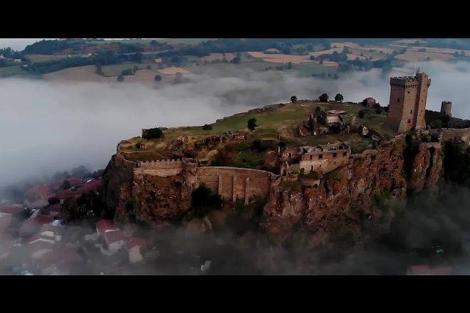 Fortress of Polignac, Polignac, France
