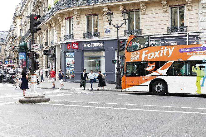 Foxity Bus Tours, Paris, France