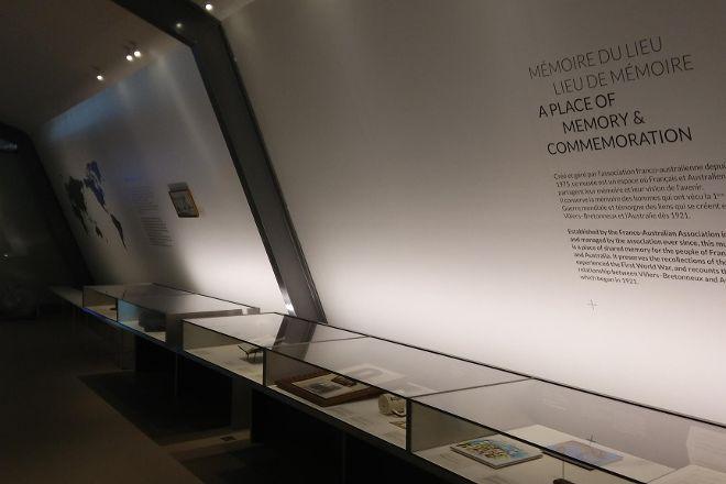 Franco-Australian Museum, Villers-Bretonneux, France