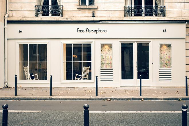 Free Persephone, Paris, France