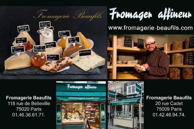 Fromagerie Beaufils, Paris, France